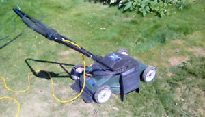 3.5 HP ELECTRIC LAWNMOWER