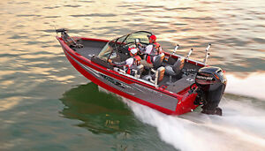 BOAT SHOW SPECIALS AT CANMAC WATERCRAFT ON ALL LOWE BOATS