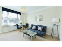A Stunnig Studio with spacious living accommodation, lift service in Hill Street, London