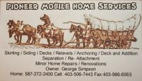 Mobile Home Services