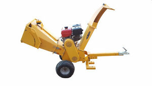 Range Road Wood Chipper