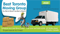 MOVER⭐CHEAP⭐BTMS BEST TORONTO MOVING SERVICES⭐LAST MIN⭐INSURANCE