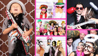 PHOTO BOOTH Timmins for wedding or special event! funcube.ca
