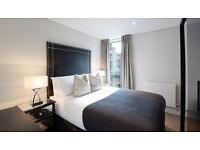 Stunning 3 bedroom apartment with private underground parking in Merchant Square London
