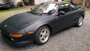 1992 Toyota MR2 turbo jdm