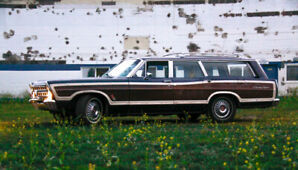 SAME FAMILY SINCE NEW!! 1967 Ford Country Squire 390, ORIGINAL!!