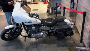 Moto a vendre Dyna love Rider 2005