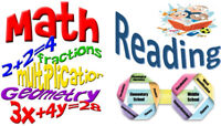 Elementary Assist – Math and Reading tutoring