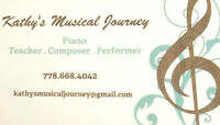 **BEGINNER Piano Lessons for CHILDREN**