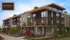 Brand New Stacked Townhomes Clarkson Mississauga ★ From $600s
