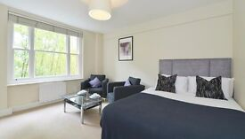 Amazing furnished studio in Mayfair moments from Hyde Park, Piccadilly Circus and Oxford Street W1