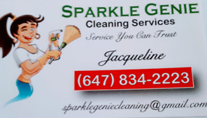Affordable Quality Cleaning Services in the GTA