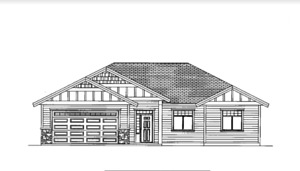 Gorgeous new 4 bedroom home with mountain views- January 1, 2018