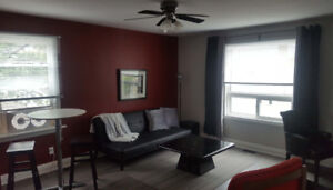 Furnished 2 bedroom -- All Inclusive ...WiFi + Laundry -- OCT 1