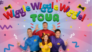 ISO 2 tickets for the Wiggles show in Calgary