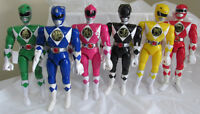 90s Power Rangers Figures + Merchandise
