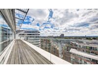 WOW 4 Bedroom flat with private underground parking available in Merchant Square London RL6