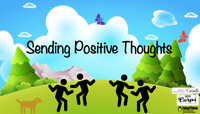 [ONLINE] [FREE] Sending Positive Thoughts