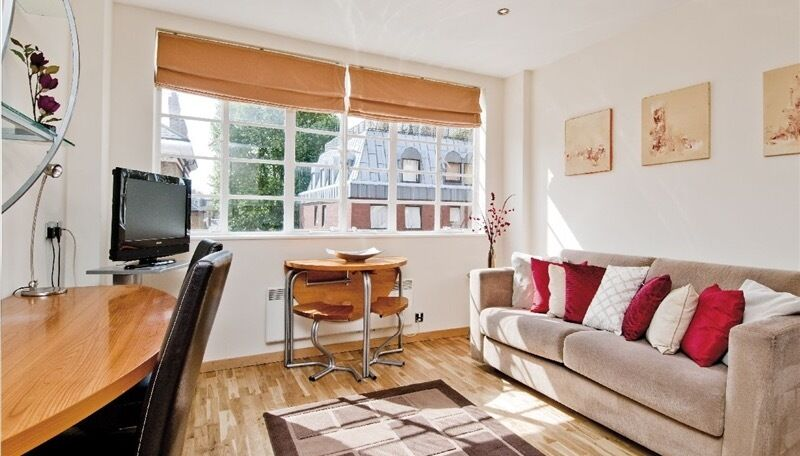 Short Term Let Fully Furnished Studio Apartments South Kensington From 395 In London Gumtree
