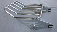 Detachable Two-up Luggage Rack for 2009-up Harley Davidson Touri