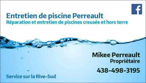 Ouverture de piscine - attention arnaque