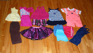 Baby Girl Clothes (12m & 18m