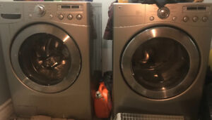 LG washer and dryer combo 500$ obo