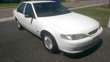 1996 Ford Fairmont Sedan Chisholm Tuggeranong Preview