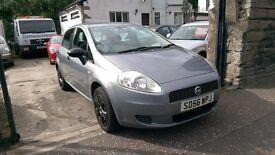2006 Fiat Punto Active, 1.2 Petrol, 5 Door Hatchback, 87,000 Miles