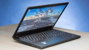 "Lenovo ThinkPad T470 - 14"" - Touch Screen - Core i5 7300U - 8 GB RAM - 256 GB SSD"