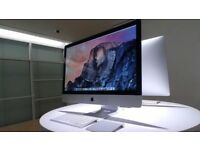 Latest Slim Apple iMac 27' 2.9Ghz Core i5 8GB Ram 1TB HD Logic Pro X Omnisphere Massive Absynth Wave