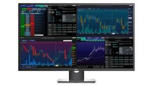 "BRAND NEW Dell 43"" Ultra HD 4k Multi Client Monitor Model P4317Q Reg 1549.99 $950 FIRM"