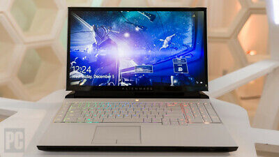 ALIENWARE AREA51 LAPTOP CORE I9 9900K 3.6GHZ 32GB 500GB SSD 1TB 6GB 2060 LLYY2