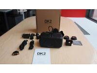 oculus rift dk2 VR virtual reality headset
