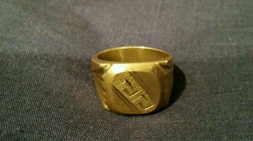 Mens 18k 750 Stamped Ring In Giffnock Glasgow Gumtree