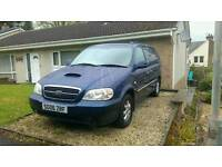 Kia Sedona Fantastic Value 7 Seater