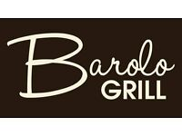 Cleaner Required for Barolo Grill