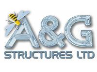 Skilled Welder / Fabricator - Structural Steelwork & Architectural Metalwork