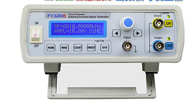 24mhz Fy3224s Dds Function Arbitrary Waveform Signal Generator Sinesquare