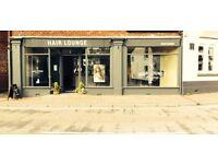 Hair stylist wanted for Hair Lounge Fordingbridge salon