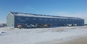 600 - 162 Husum Road - Industrial Bay with Compound for Lease!