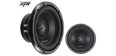 New Orion XTR102 10inch Dual 2 ohm XTR Series 500 Watt Car Subwoofer Sub Woofer