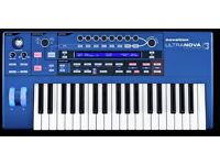 Novation UltraNova synthesizer / LIKE NEW!