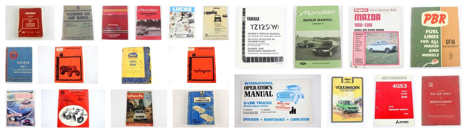 About Time Manuals