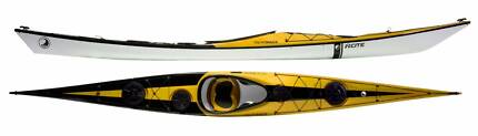 Tiderace Xcite Sea Kayak + bonus extras