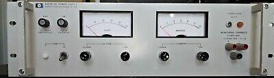 Agilent Keysight Hp 6267b Programmable Power Supply 40 Volts 10 Amps