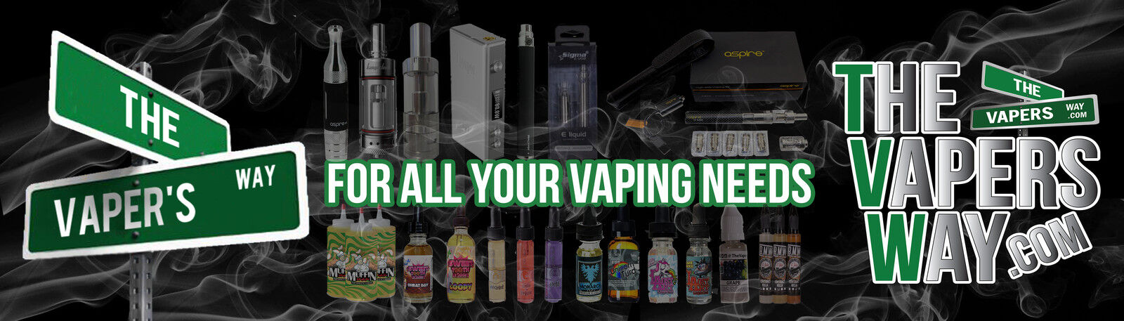 The Vapers Way