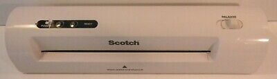 Scotch Brand Thermal Laminator 2 Roller System Tl901c