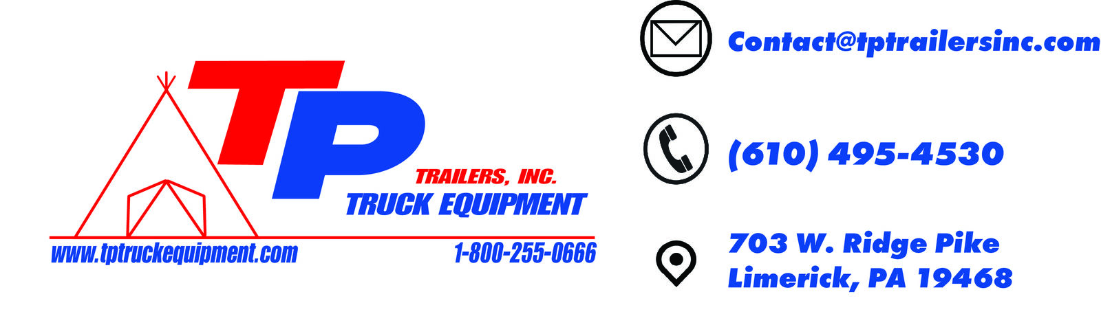 t.p.trailers and truck-equipment