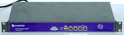 Packeteer PacketShaper 1400  Rackmount for sale  Shipping to United States